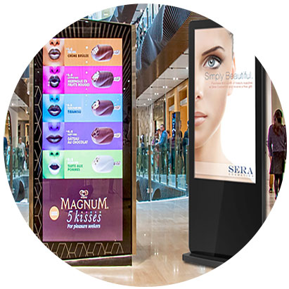 Mall Advertising - A California Advertising Agency